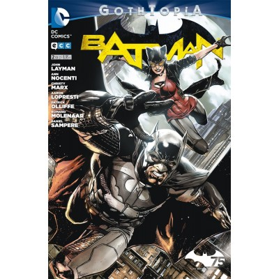 Batman - Gothtopia nº 02