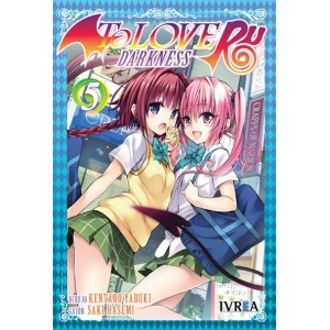 To Love Ru Darkness nº 05