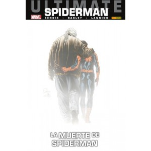 Coleccionable Ultimate 64 Spiderman 30: La muerte de Spiderman