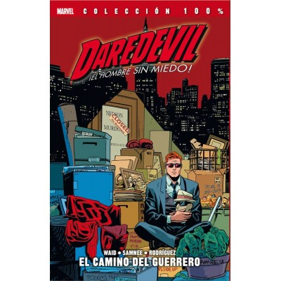 100% Marvel. Daredevil: El Hombre sin Miedo 5 El camino del guerrero