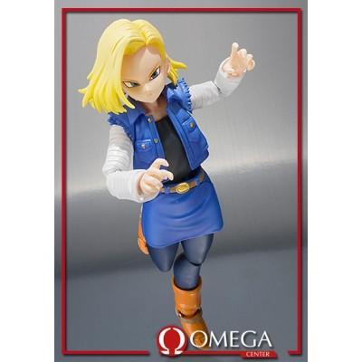 Dragon Ball Kai SH Figuarts - Androide 18