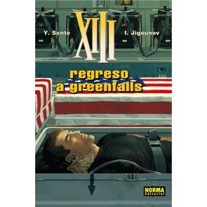 XIII nº 22. Regreso a Greenfalls