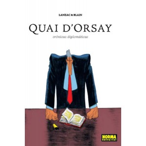 Quai D Orsay Edición Integral