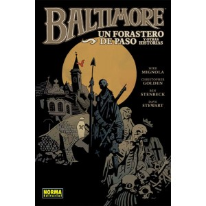 Baltimore nº 03. Un Forastero de Paso y Otras Historias