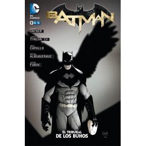 Batman: El Tribunal de los Buhos