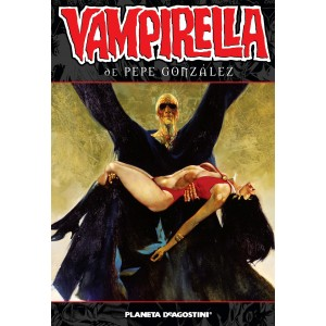Vampirella de Pepe González nº 01
