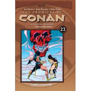 Las Crónicas de Conan nº 23