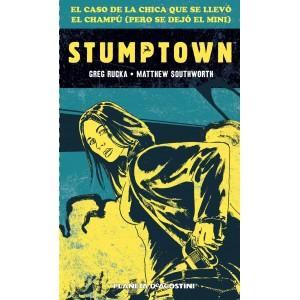 Stumptown. El caso de la chica que se llevó el champú (pero se dejó el Mini)