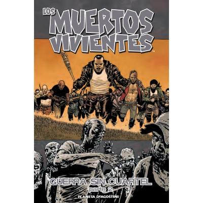 """Los Muertos Vivientes nº 20 """"Guerra sin cuartel parte 1"""""""