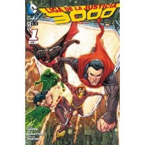 Liga de la Justicia 3000 nº 01