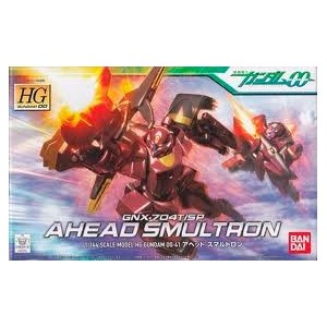 Maqueta 1/144 Gundam 00 - HG0041 GNX-704T/SP Ahead Smultron