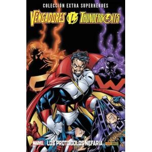 Colección Extra Superhéroes 41. Los Vengadores / Thunderbolts Los Protocolos Nefaria