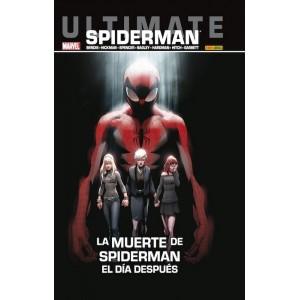 Coleccionable Ultimate 66 Spiderman 31: La muerte de Spiderman. El día después