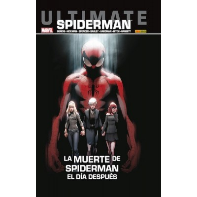 Coleccionable Ultimate 62 Spiderman 29: La muerte de Spiderman. Prólogo
