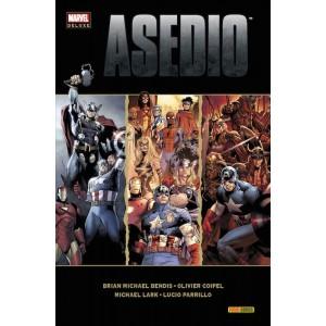 Marvel Deluxe. Asedio