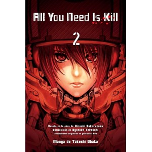 All You Need is Kill nº 02