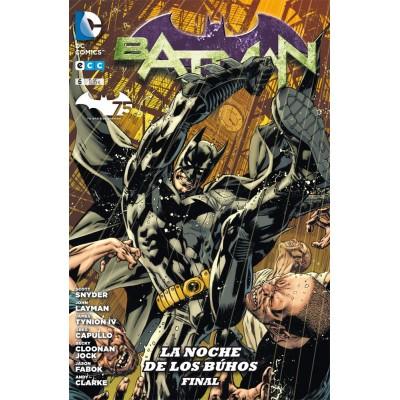 Batman (reedición trimestral) nº 05: La Noche de los Búhos