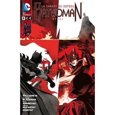 Batwoman - La Sangre es Espesa