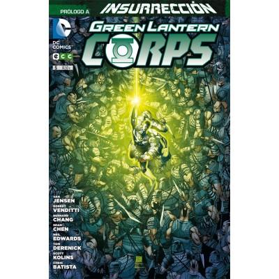 Green Lantern Corps nº 04