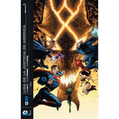 Liga de la Justicia de América - Elites nº 04