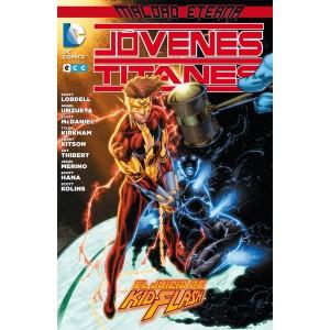 Jovenes titanes: El Juicio a Kid Flash