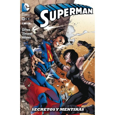 Superman (reedición trimestral) nº 05