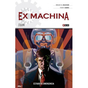 Ex Machina nº 01: Estado de emergencia