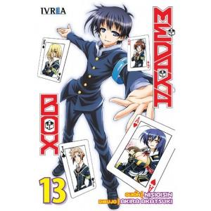 Medaka Box nº 12