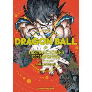 Dragon Ball: Ilustraciones de Lujo
