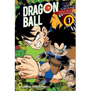 Dragon Ball Saiyan nº01
