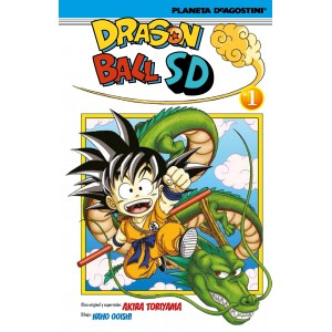 Dragon Ball SD nº 01