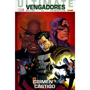 Coleccionable Ultimate 56 Vengadores 2: Crimen y castigo