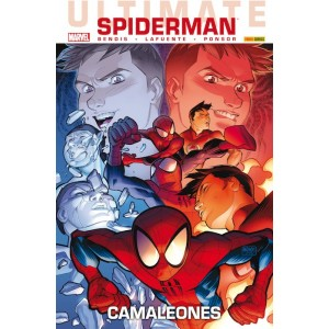 Coleccionable Ultimate 57 Spiderman 26: Camaleones