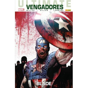 Coleccionable Ultimate 63 - Vengadores 3: Blade
