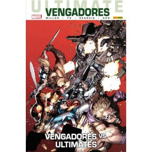 Coleccionable Ultimate 65 - Vengadores 4: Vengadores vs. Ultimates