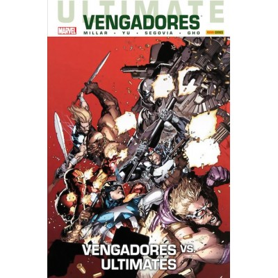 Coleccionable Ultimate 65 Vengadores 4: Vengadores vs. Ultimates