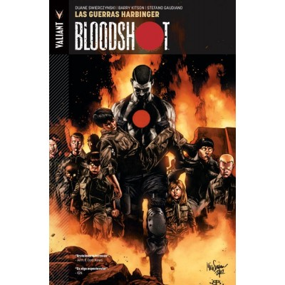 Bloodshot nº 01
