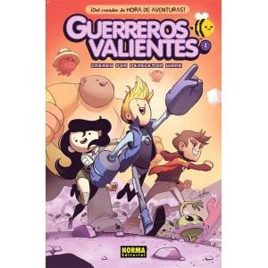 Guerreros Valientes nº 01