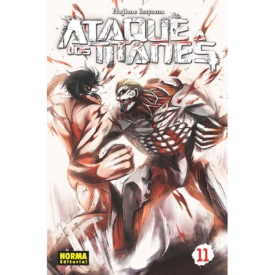 Ataque a los Titanes nº 1