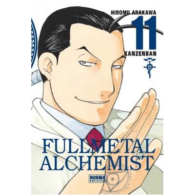 Fullmetal Alchemist Kanzenban nº 10