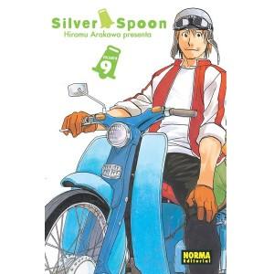 Silver Spoon nº 09