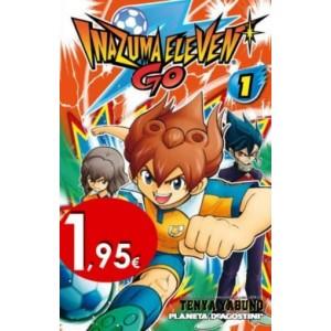 Inazuma Eleven Go! nº 01