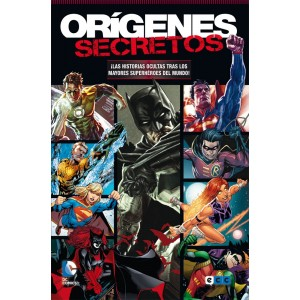 Orígenes Secretos: Superman/Batman/Green Lantern