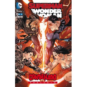 Superman/Wonder Woman nº 01