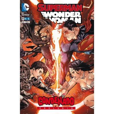 Superman/Wonder Woman nº 01