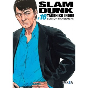 Slam Dunk Integral nº 16