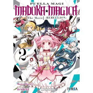 Madoka Magica The Movie Rebellion nº 01