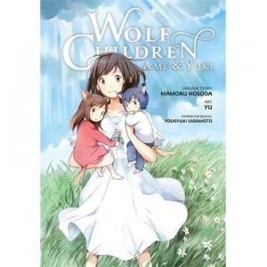 Wolf Children: Ame & Yuki (Inglés)