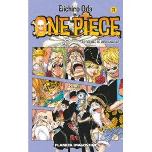 One Piece nº 70 + Regalo