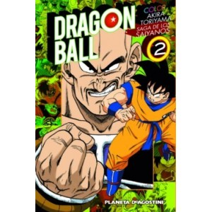Dragon Ball Saiyan nº 02